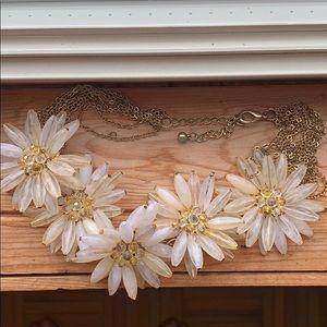 🌼 Boho floral statement Necklace 🌼